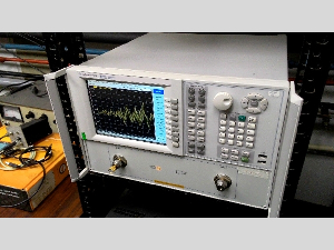 VNA - Vector Network Analyzer - E8362C